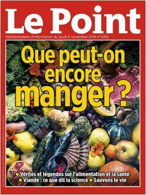 ANIA - Couverture Point magazine