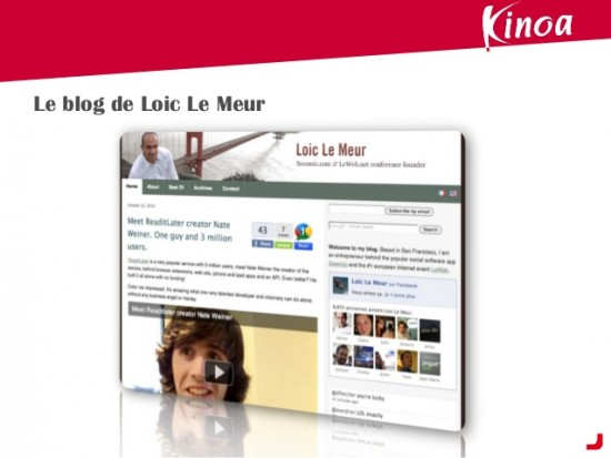 Influenceur - Blog Le Meur