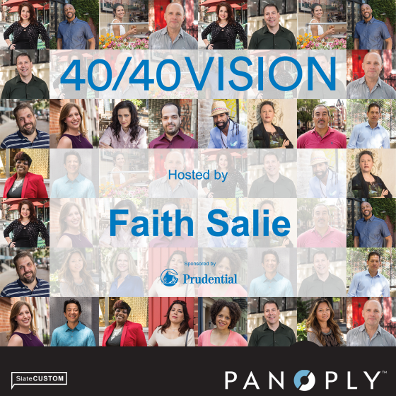 Podcast - 40-40-vision