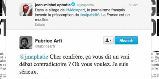Aphatie - Twitter