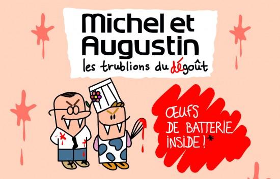 Brand Activism - L214 Michel et Augustin