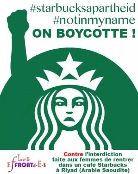 Brand Activism - Starbucks
