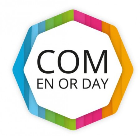Com en Or Day - Logo event
