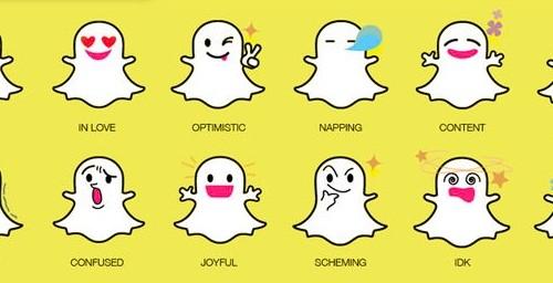 Snapchat 2 - Feelings