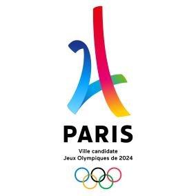 JO 2024 - Logo Paris candidate