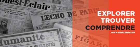 RetroNews - banniere communication