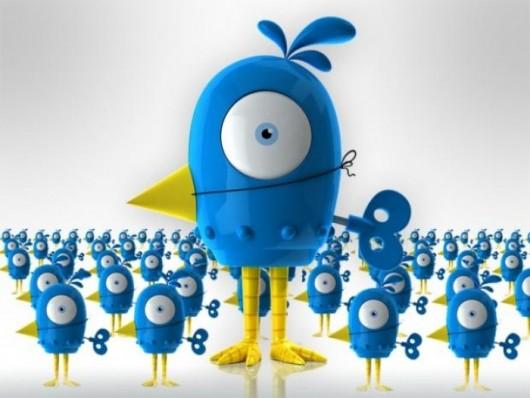 Bots - Twitter fake
