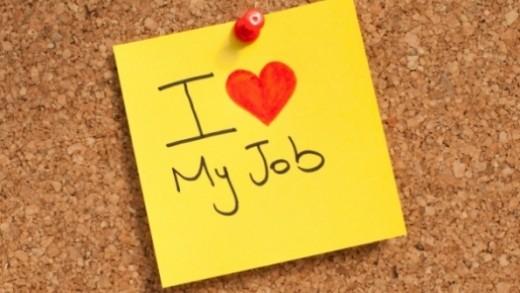 CHO - I love my job