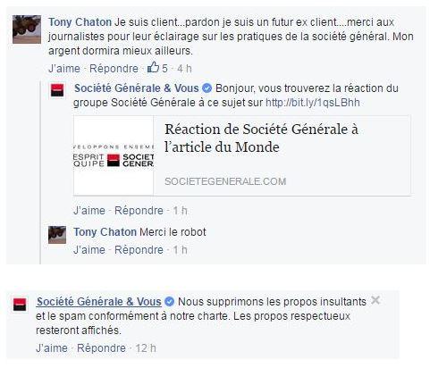Panama papers - Comments FB Soc Gen