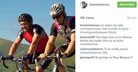 Bixente Liza - Instagram