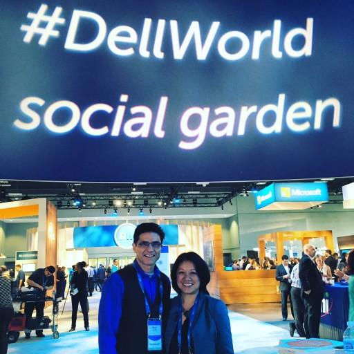 Salarié - Dell-World-Social-Garden