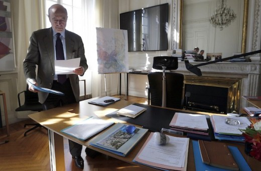 TF1 VP - Bureau Alain Juppé