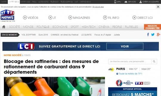 TF1 VP - MyTF1NEWS