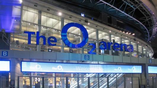 Naming - O2 arena