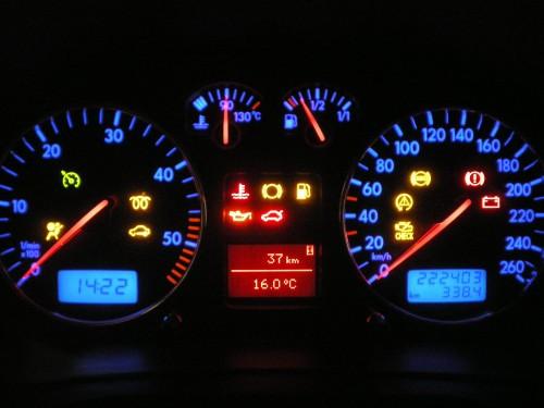 VW 4 - Compteur