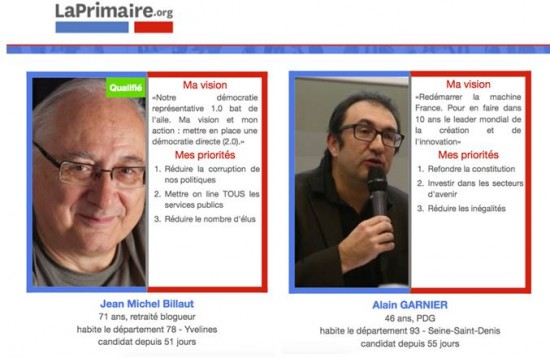 YG - Candidats primaires-org