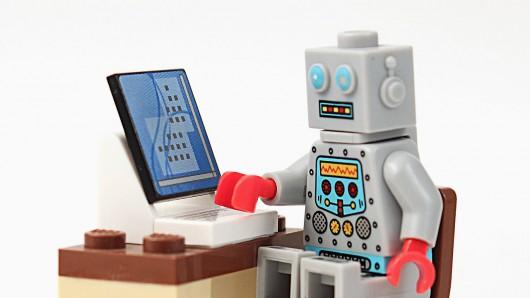 Chatbot - Robot avec ordi
