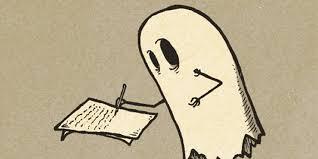 Ghostwriter - dessin petit fantome