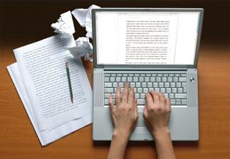 Ghostwriter - ordinateur