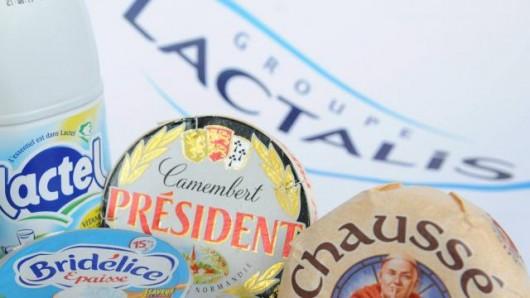 Lactalis - produits