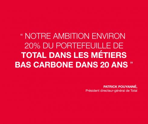 Total - Slogan Pouyanne