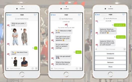 Chatbot IQE - Het M chatbot