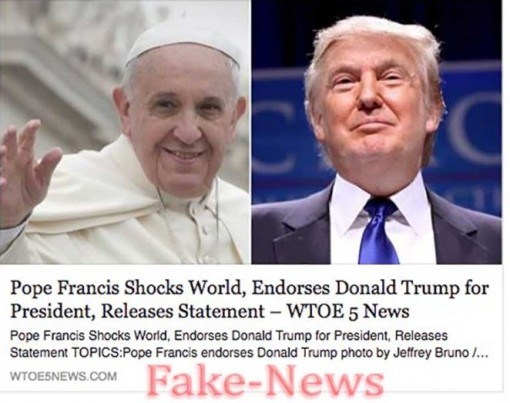 Post Truth - POpe