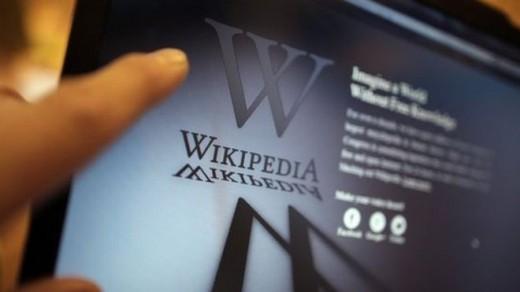 Wikipedia - manipulation