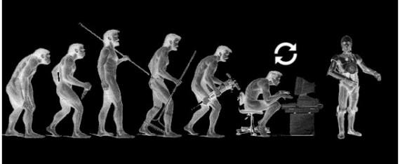 IA - Human chain