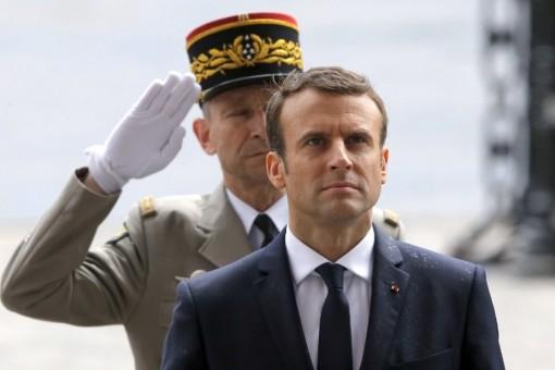 Macron - Jupiter