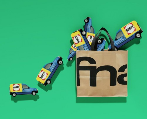 Plateforme - FNAC Darty