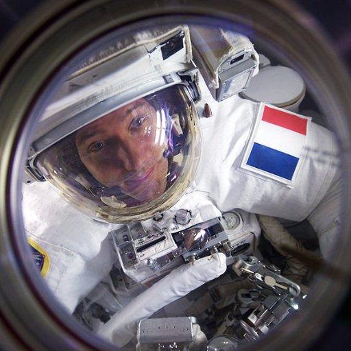 Pesquet - astronaute