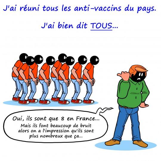 Anti - vaccins 1