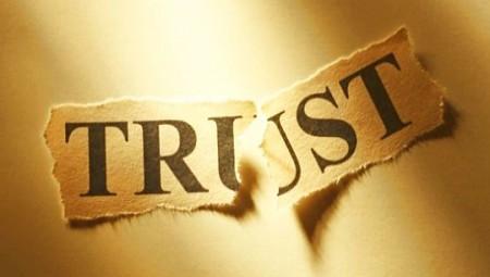 A2 - Trust damaged