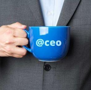 CEO Digital presence - Cup CEO